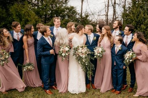 3 - Garland - Bridal Party-82-XL